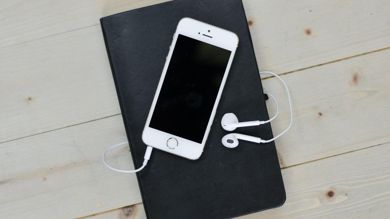 iphone audiobooks app