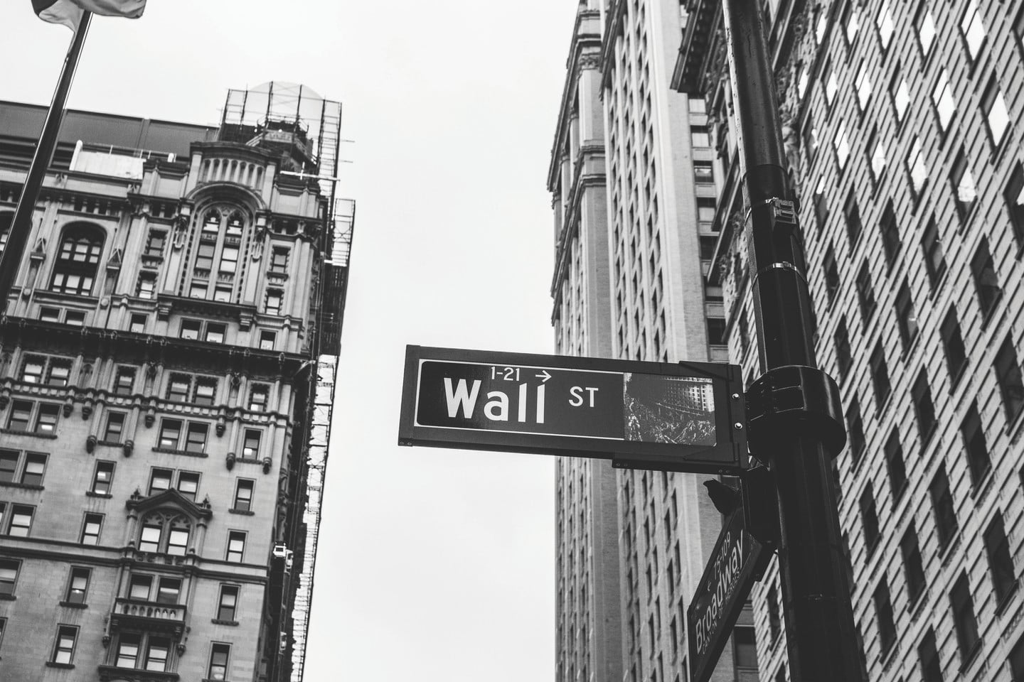 Stocks Investments Money Wall Street