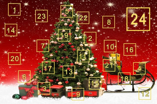 Look Forward to Christmas with Cool Countdown Apps