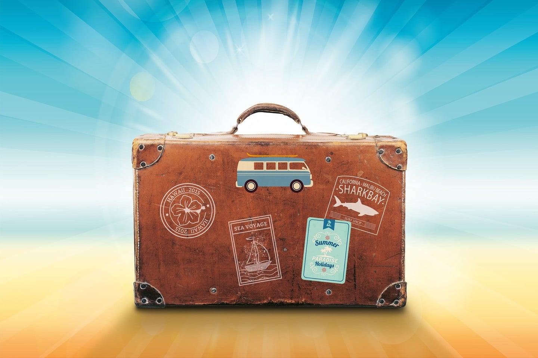 Travel Suitcase Luggage