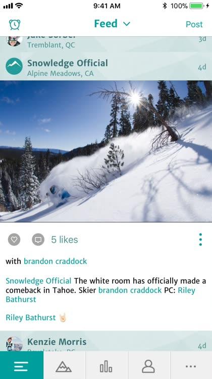 Snowledge Mountains