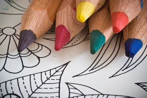 Digital Coloring Books for iOS
