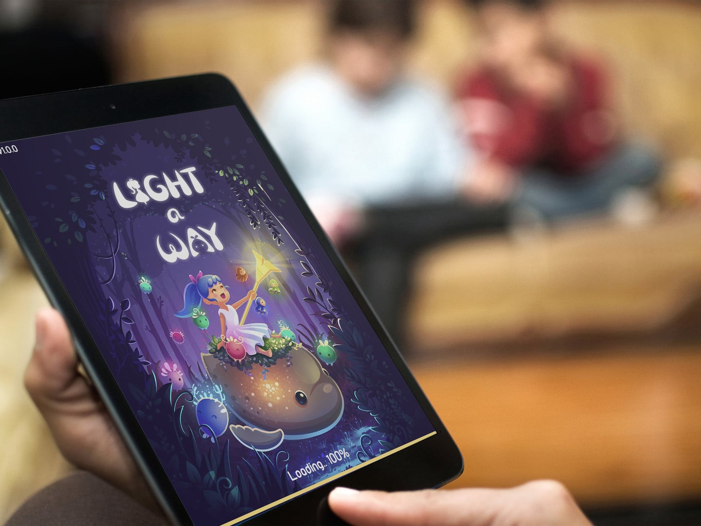 Eliminate the Darkness in the Newest RPG Game, Light a Way