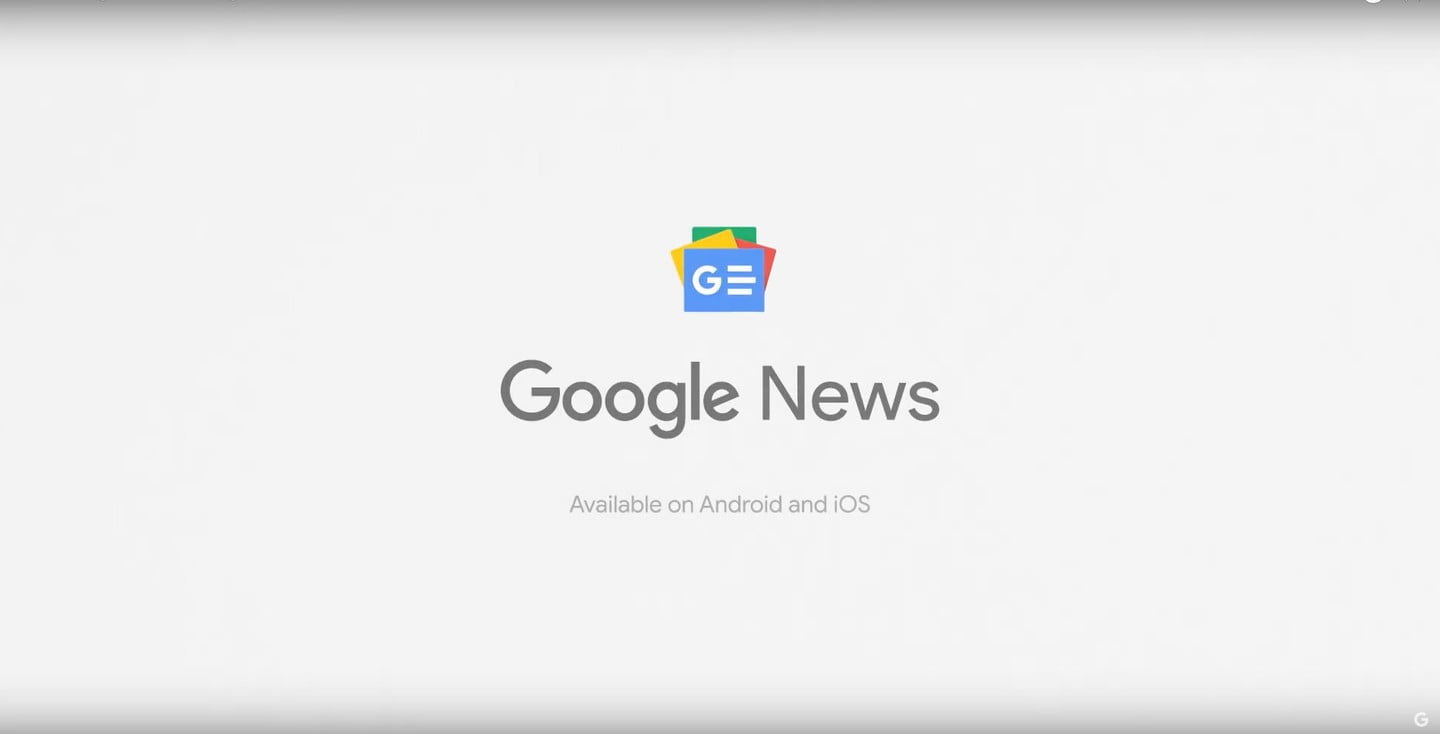 A Revamped Google News App Arrives With Personalized Content and More