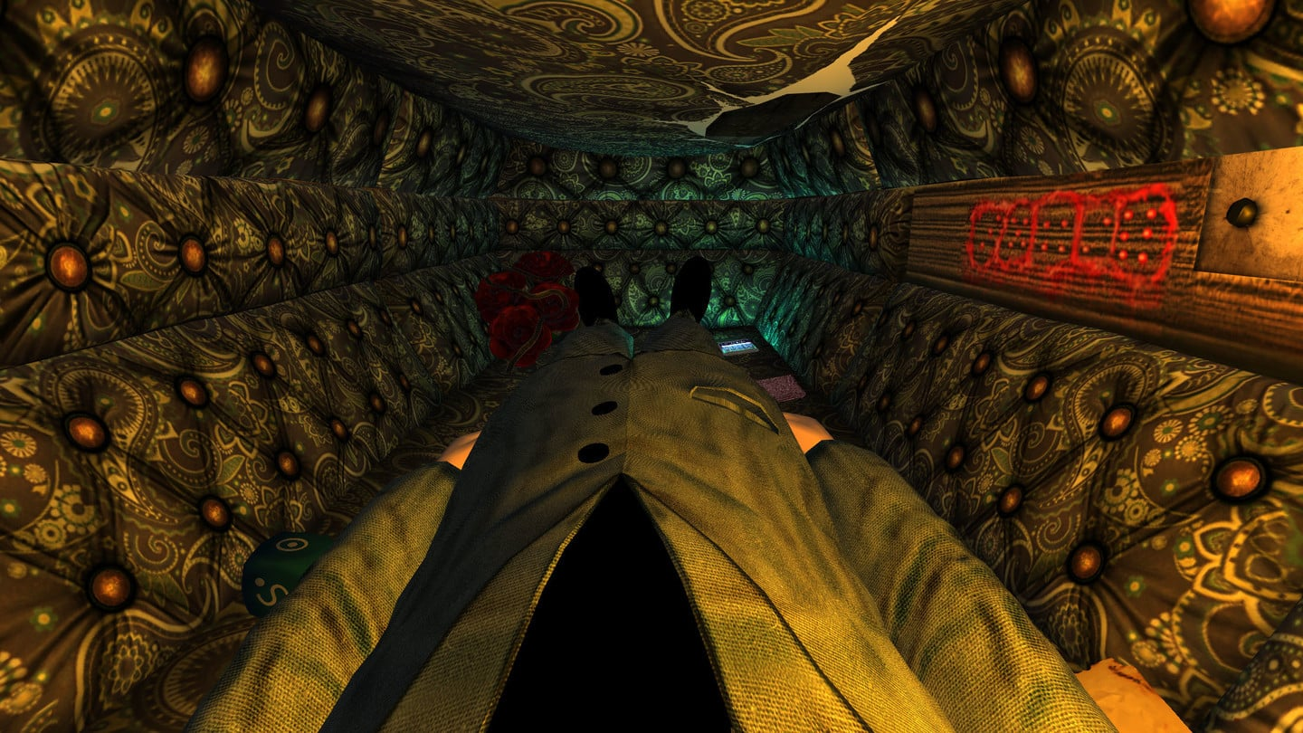 Nightmares Come to Life in Buried Alive