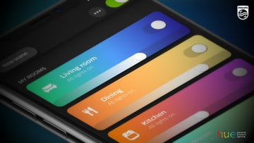 Philips Hue App Receives Major Update With New Scenes, Improved Navigation and More