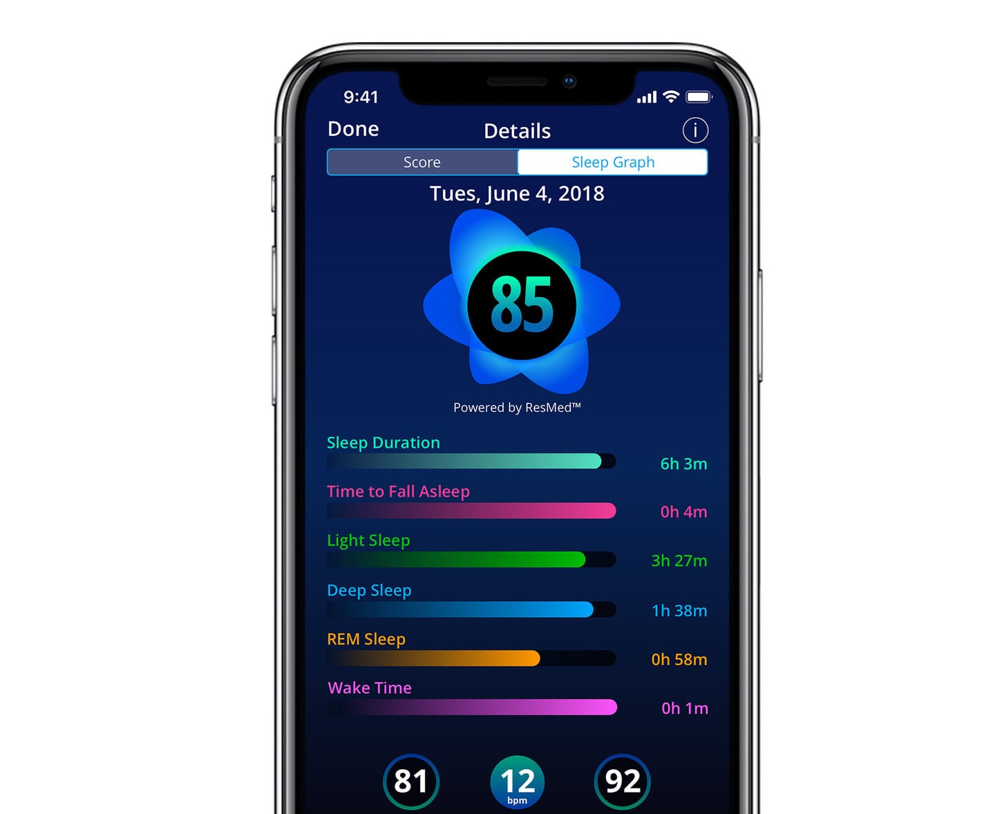 SleepScore Takes a Hands-Off Approach to Tracking Sleep