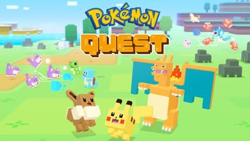 Head on a Cube-Shaped Journey in Pokémon Quest
