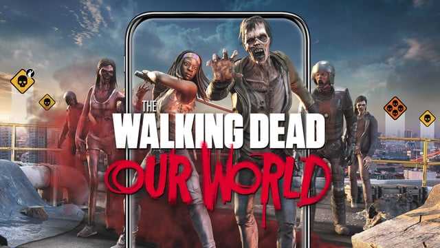 The Walking Dead: Our World is Pokémon Go With Zombies