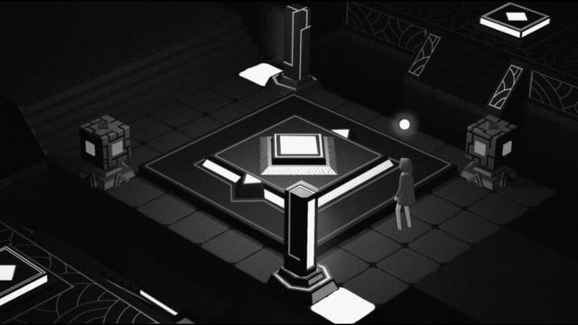 Bring Light to a Darkened World in the Beautiful Puzzler Fracter