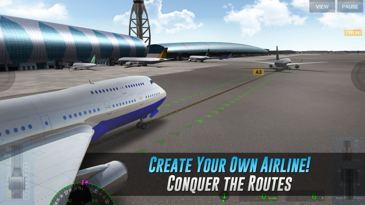 Become King of the Skies in Airline Commander