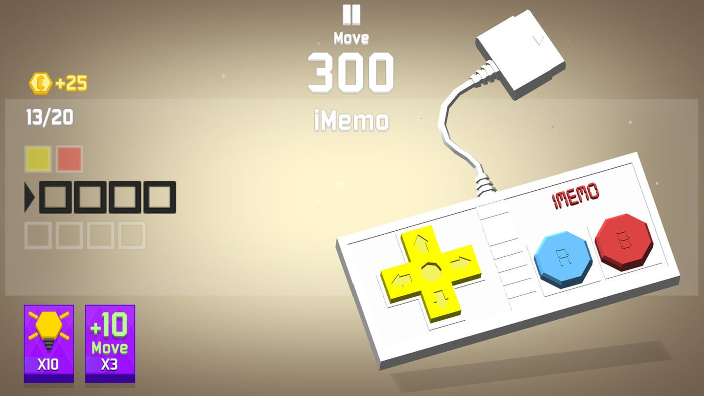 Concentration and Memory are Key in the New Relaxing Puzzler Memopoly