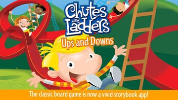 A Classic Board Game Becomes an Interactive Story in Chutes and Ladders