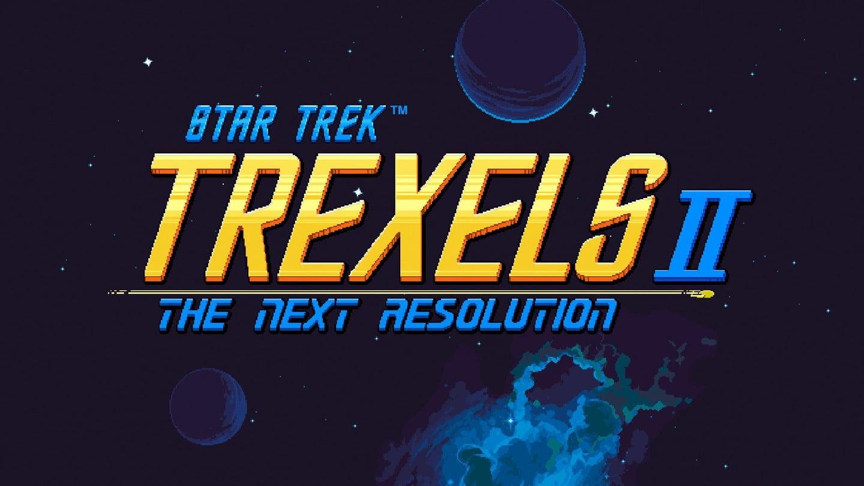 Head to the Final Frontier in Star Trek Trexels II