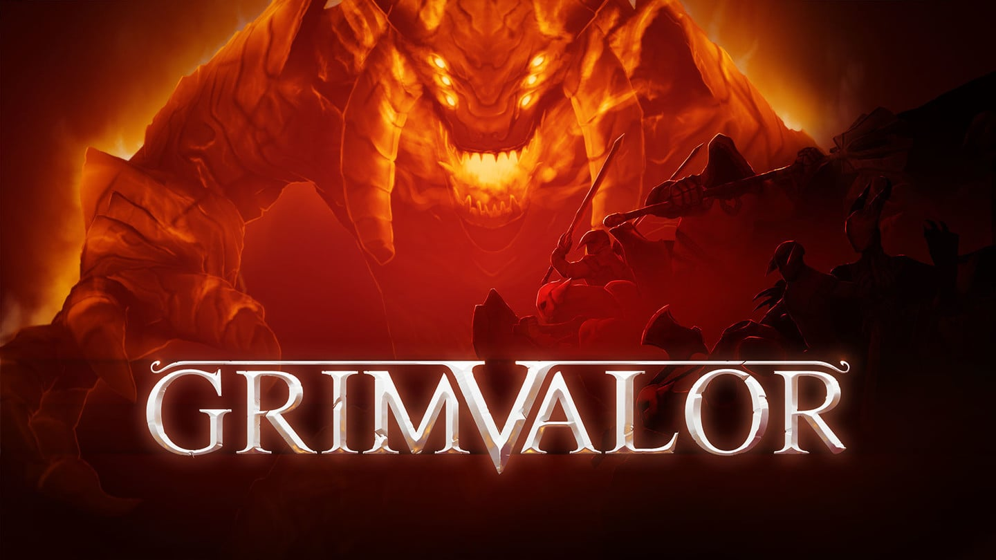 Hack and Slash Your Way Through Hordes of Darkness in Grimvalor