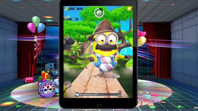 Minion Rush Celebrates Its Fifth Anniversary With a Huge New Update