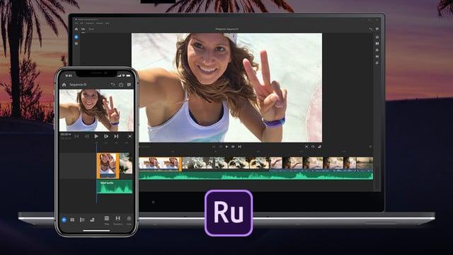 Adobe Premiere Rush CC is a Cross-Device Video Editing App