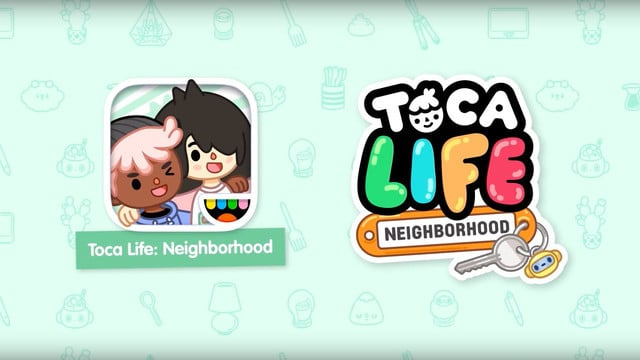 Kids Can Explore the Block in Toca Life: Neighborhood