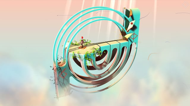 Euclidean Skies Uses AR Technology to Bring Beautiful Puzzles Anywhere
