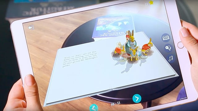 Bring Classic Books to Life With Augmented Reality in Bookful