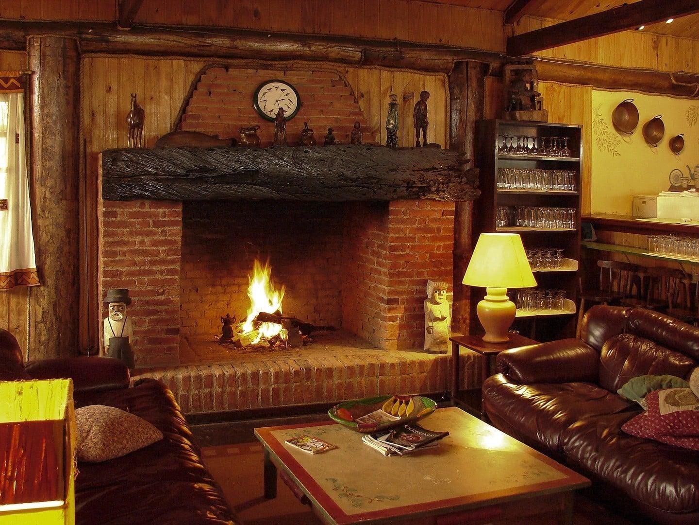 Wine Fireplace
