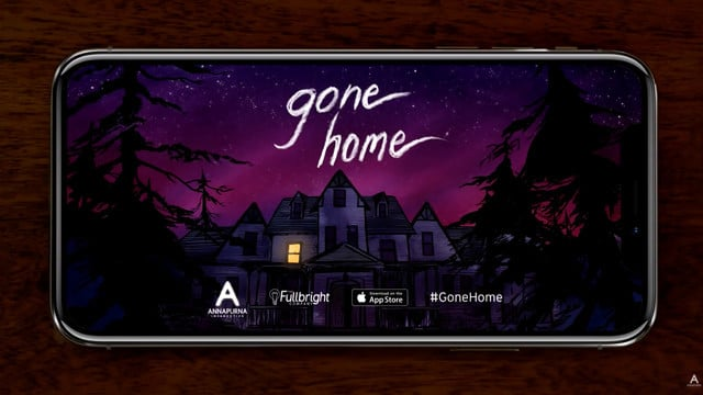 Jump Back in Time and Enter the World of Gone Home