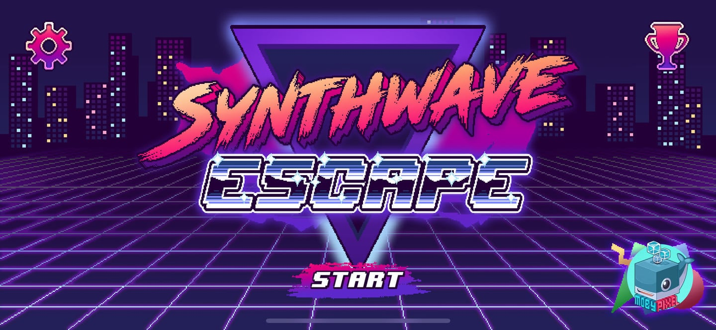 Synthwave Escape is a Retro Rhythm Puzzler That Will Keep You Dancing