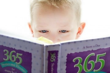Boost Your Child's Love of Reading with Book and Story Apps