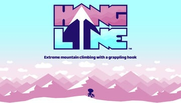 Grapple With Boulders, Ice, Lava and More in Hang Line: Mountain Climber