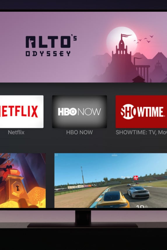 The First Apps to Install on Apple TV