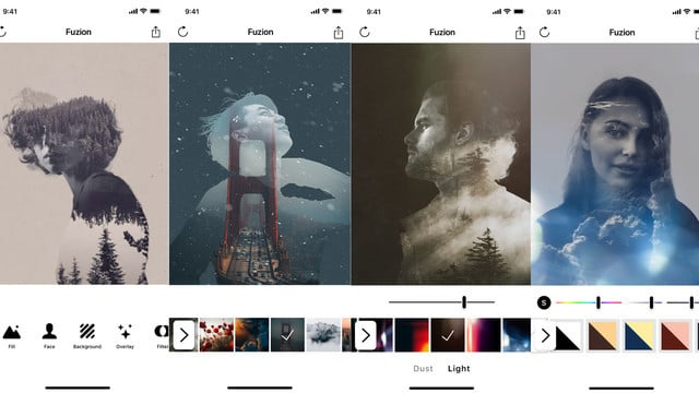 Create Beautiful Double-Exposure Images With Fuzion