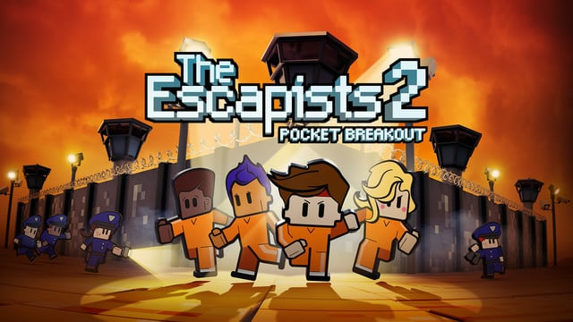 Escapists 2: Pocket Breakout Tunnels Into the App Store