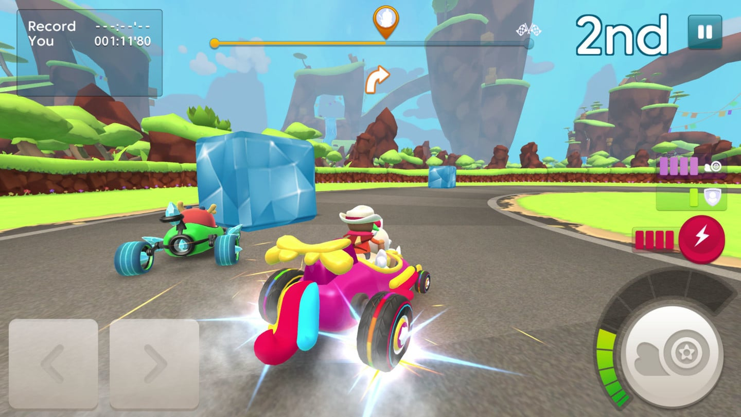 Get Your Fill of Racing Action With Starlit On Wheels: Super Kart