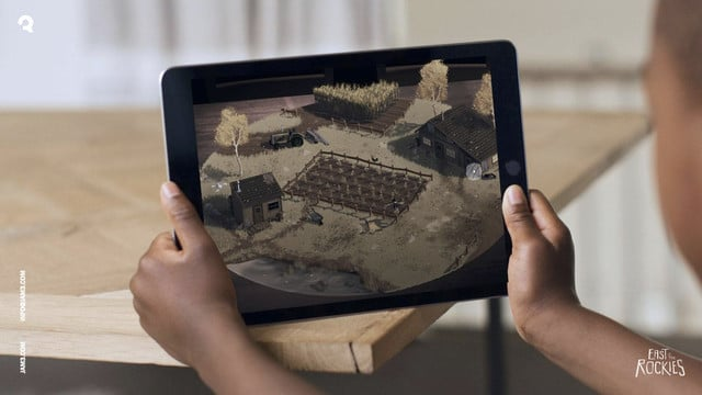 East of the Rockies is an Interactive Story About Canada's Japanese Internment Camps