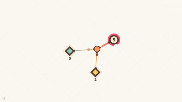 Powernode is a Zen Puzzler That Will Also Challenge You
