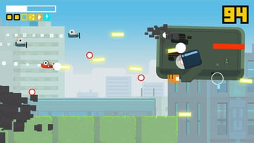 Pigeon Wings Strike Flies Into the App Store With More Wacky Aracde Shooter Fun