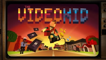 Take an Old School Journey Through a Killer Neighborhood in The VideoKid