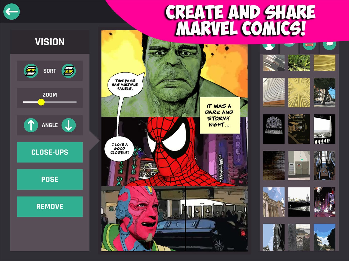 Author Your Own Avengers: Endgame With Marvel Create Your Own