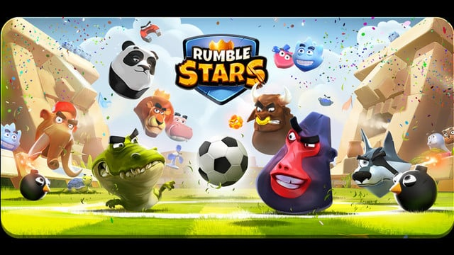 Rumble Stars is a Real-Time PvP Soccer Game With Unique Characters