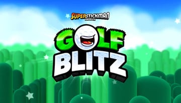 Super Stickman Returns to the Course in Golf Blitz