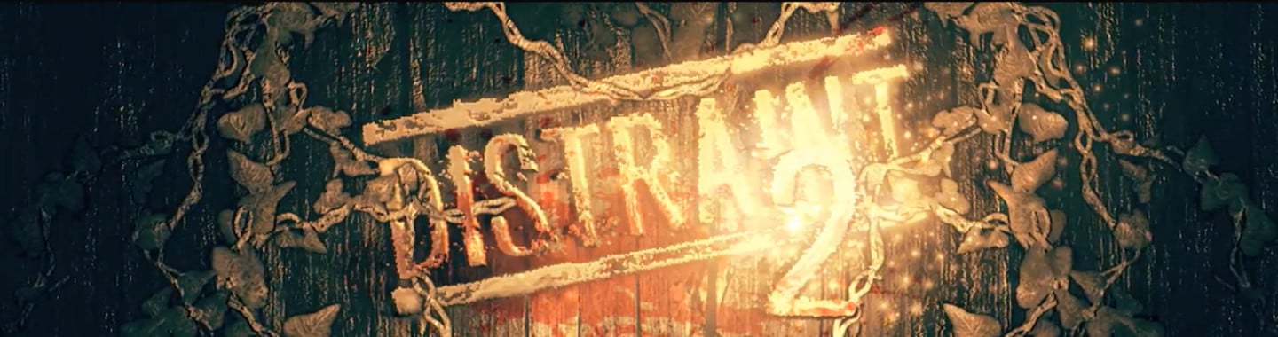 Step Into a Dark World in the 2D Psychological Horror Game Distraint 2