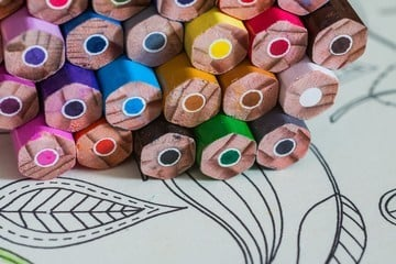 Creative Digital Coloring Books for iOS