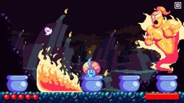 Old-School Platformer Witcheye Casts a Brilliant Spell