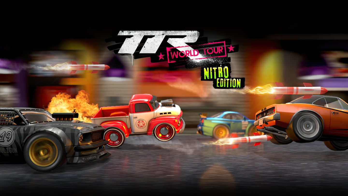 Table Top Racing: World Tour Makes its Return to the App Store