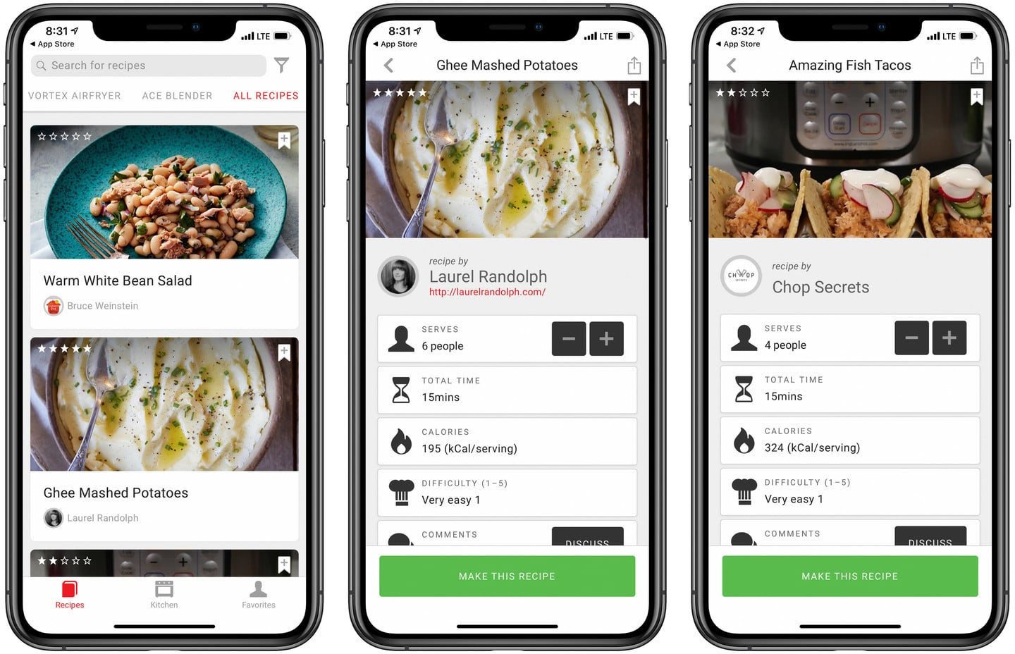 Get to Cooking With the Official Instant Pot App