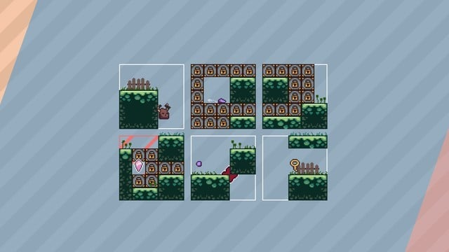 TaniNani is a Cute Puzzler With Two Objectives in Each Level