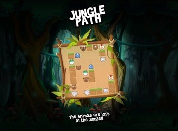 Jungle Path Combines a Cute Puzzler With ASMR