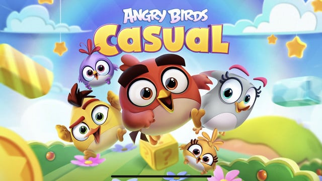 Angry Birds Casual is a New Way to Have Fun With the Flock