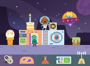 Sago Mini Space Blocks is Out of this World Fun for Kids