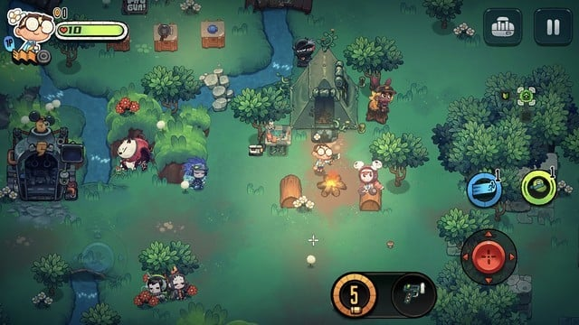 Juicy Realm is a Fruity and Fun Roguelite